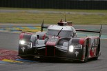 ル・マン/WEC | アウディ8号車が最速タイム。トヨタ勢はトップ4逃すも最多周回/ル・マン公式テスト