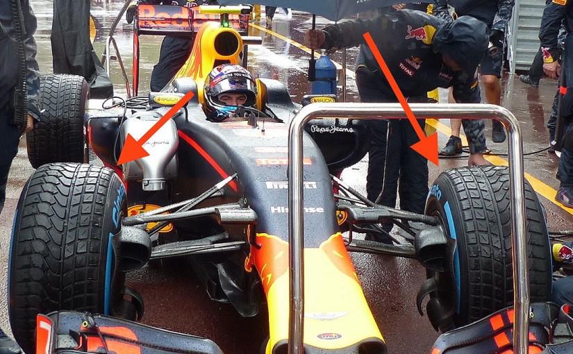 F1   GP topic:新ウエットタイヤはドライでもOK!? とくに市街地で強さを発揮か
