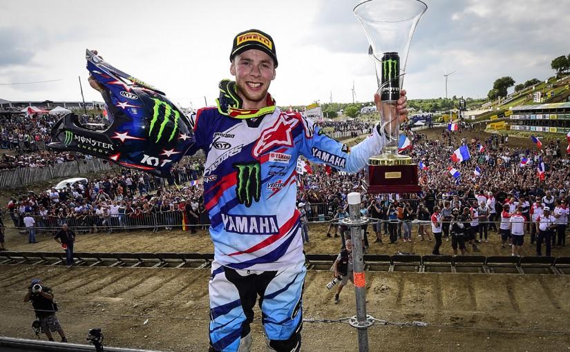 MotoGP | ヤマハ モトクロス世界選手権第10戦フランスGPレポート