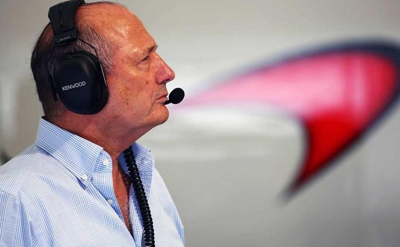 F1 | ロン・デニスがマクラーレン・グループ会長職を退任との報道