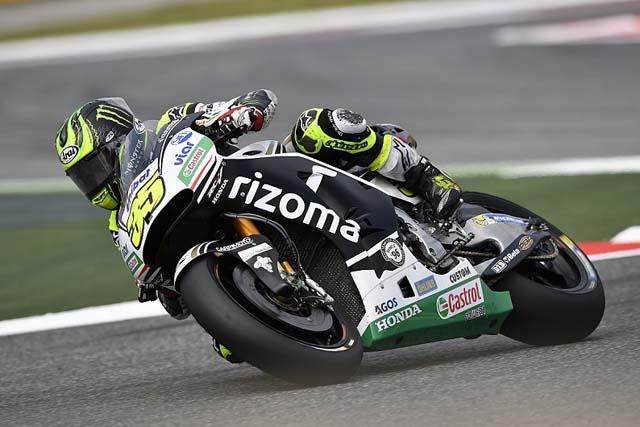 MotoGP | MotoGPカタルニアオフィシャルテスト:クラッチロウがトップタイムを記録