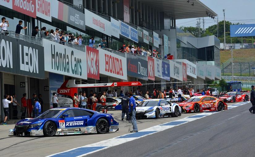 スーパーGT | いよいよ今週末はスーパーGT鈴鹿1000km。第3ドラ、新GT500車……見どころ満載!