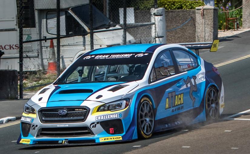 海外レース他 | スバルWRX STI、マン島TTコースで最速記録を樹立