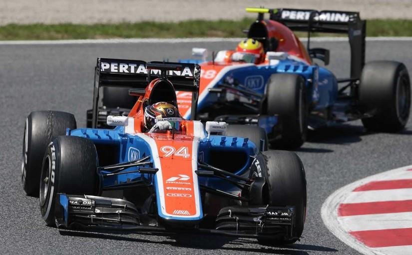 F1 | マノー「低迷の原因はシャシー」と認めつつ、素性の良い今季仕様の開発を継続