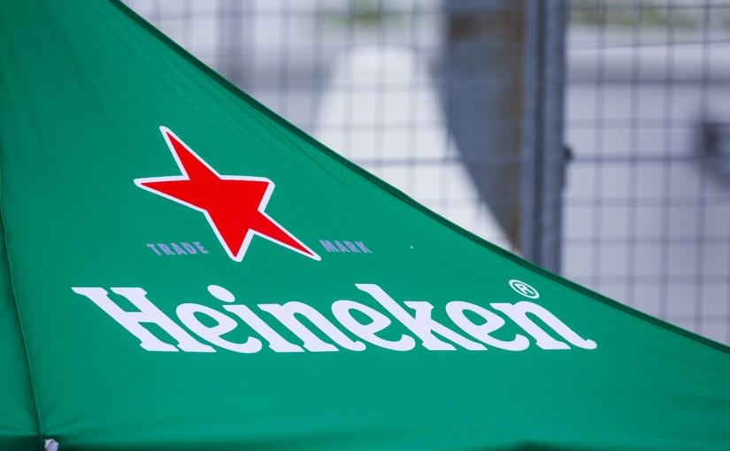 F1 | F1とハイネケンが大型契約。イタリアGPのサポートも