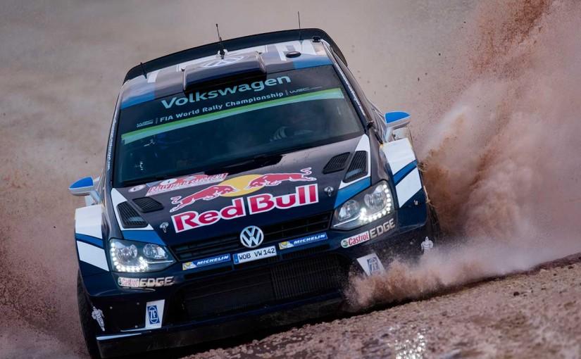 ラリー/WRC | WRCイタリア:まもなく父になるオジエがSS1最速