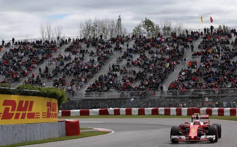 F1 | ライコネン「まったくマシンが理解できない」:フェラーリ カナダ金曜