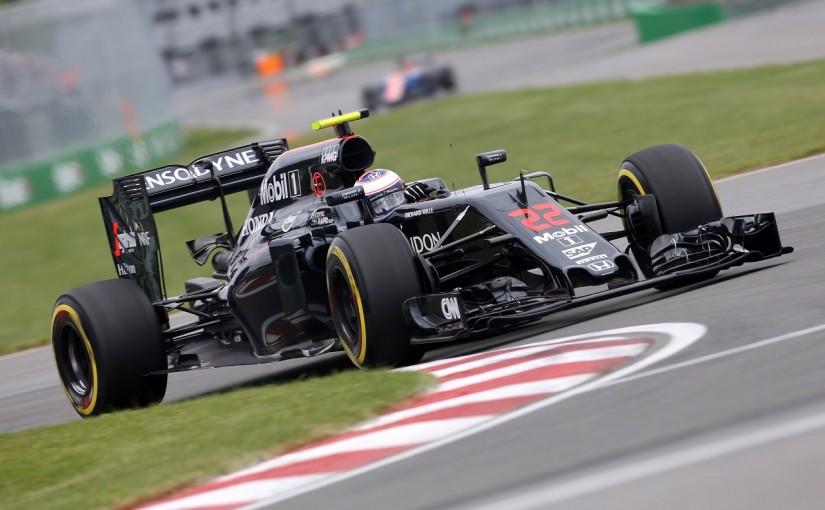 F1   バトン「エンジン交換。でも皆が驚く速さを見せられるかも」:マクラーレン・ホンダ カナダ金曜