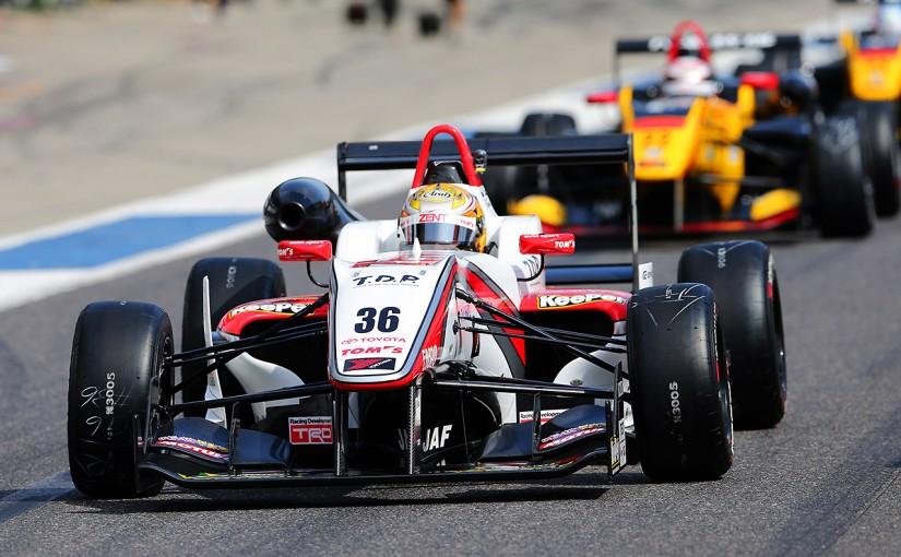 国内レース他 | 全日本F3鈴鹿:山下健太がダブルポール。トムス勢が最前列占める