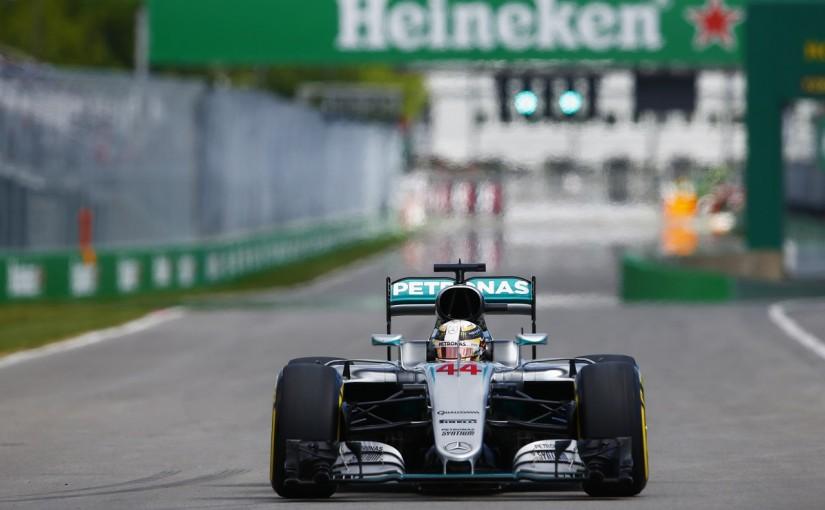 F1 | ハミルトン「フェラーリは新ターボで速くなった」:メルセデス カナダ金曜