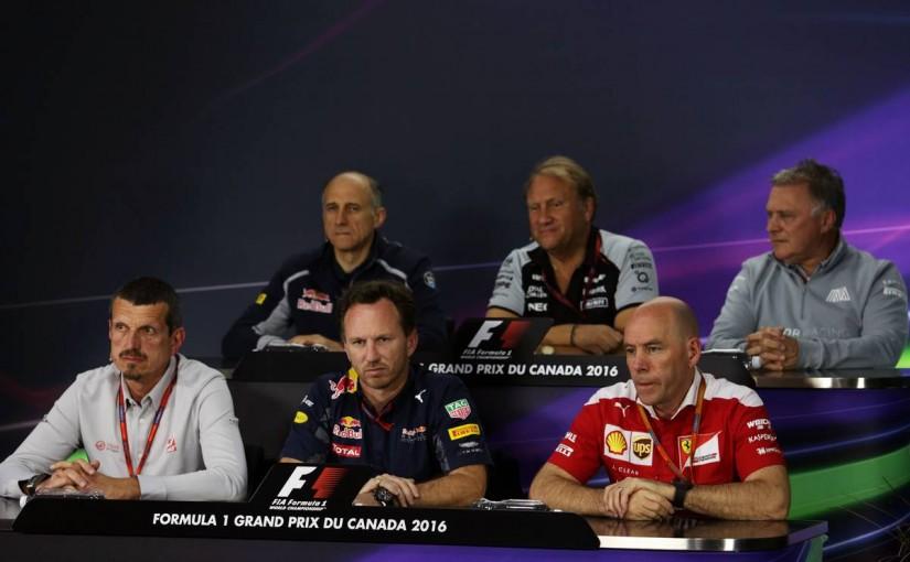 F1 | 会見ピックアップ:「強者の論理」を展開するレッドブル代表に、集中砲火