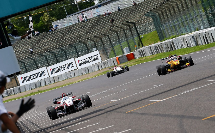 国内レース他 | 全日本F3鈴鹿:山下vsマーデンボローはまさかの接触。高星が繰り上がり優勝