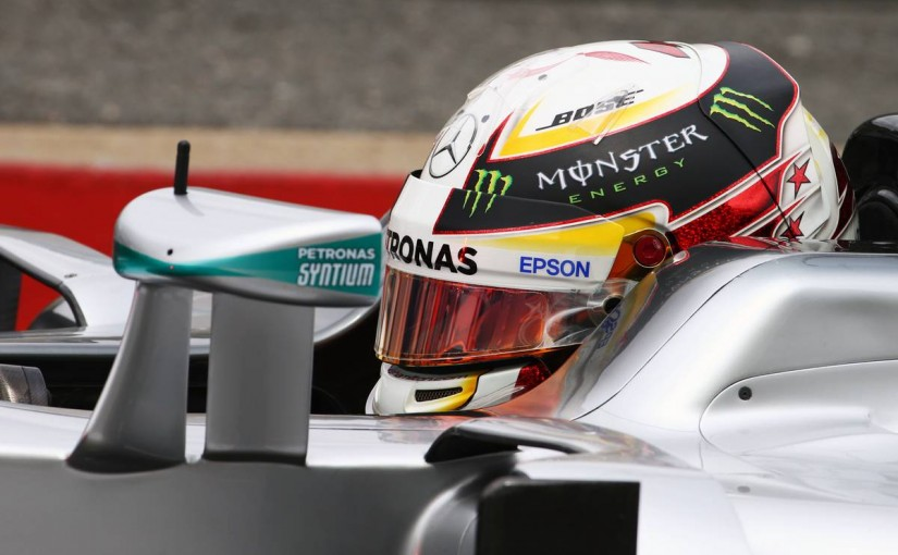 F1   GP topic:捨てバイザー規制は今後どうなる? 夏場は「虫」が問題に