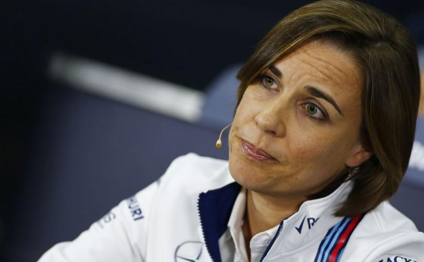F1 | クレア・ウイリアムズ、大英帝国勲章『オフィサー』を授かる