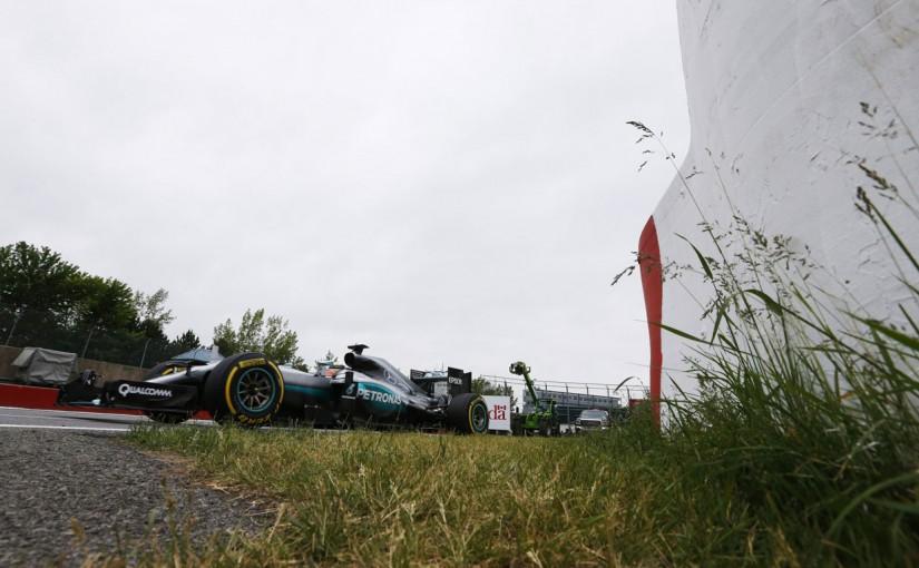 F1 | 【タイム結果】F1第7戦カナダGP フリー走行3回目