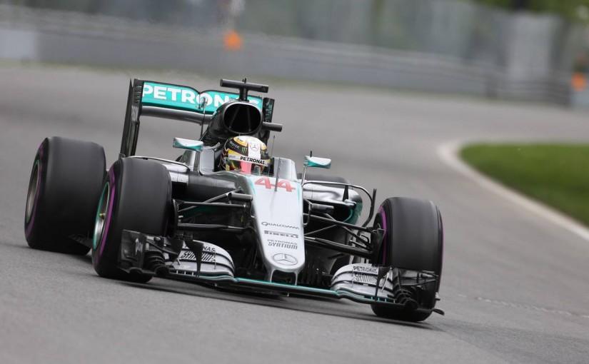 F1 | 予選Q3速報:ハミルトンがポールポジション、ベッテルは気迫の12秒台