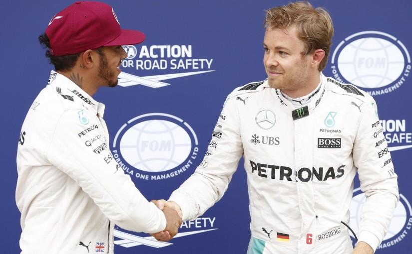 F1 | ロズベルグ「最後のミスは、みんなに見られたくなかった」:メルセデス カナダ土曜