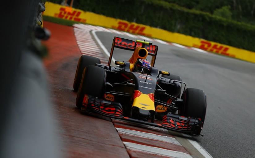 F1 | フェルスタッペン「モナコと違ってクラッシュしなかったよ」:レッドブル カナダ土曜