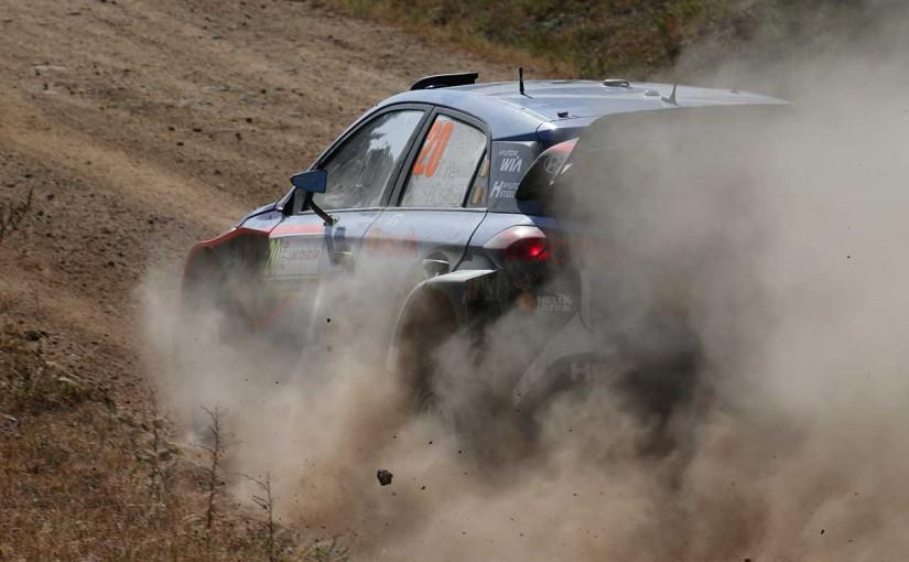ラリー/WRC | 【順位結果】WRC第6戦イタリア SS15後暫定結果