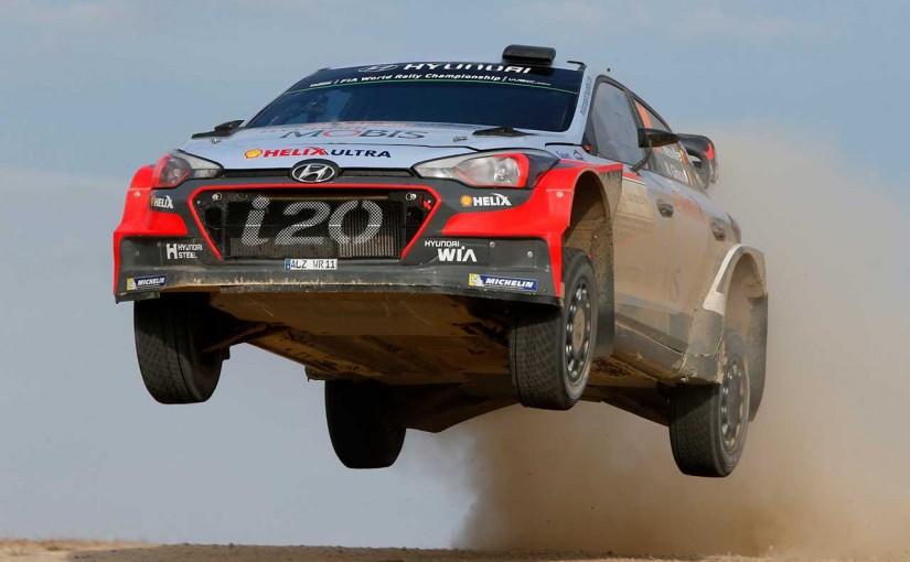 ラリー/WRC | WRCイタリア:ヌービル2度目の総合優勝へ王手。2番手ラトバラは16秒差