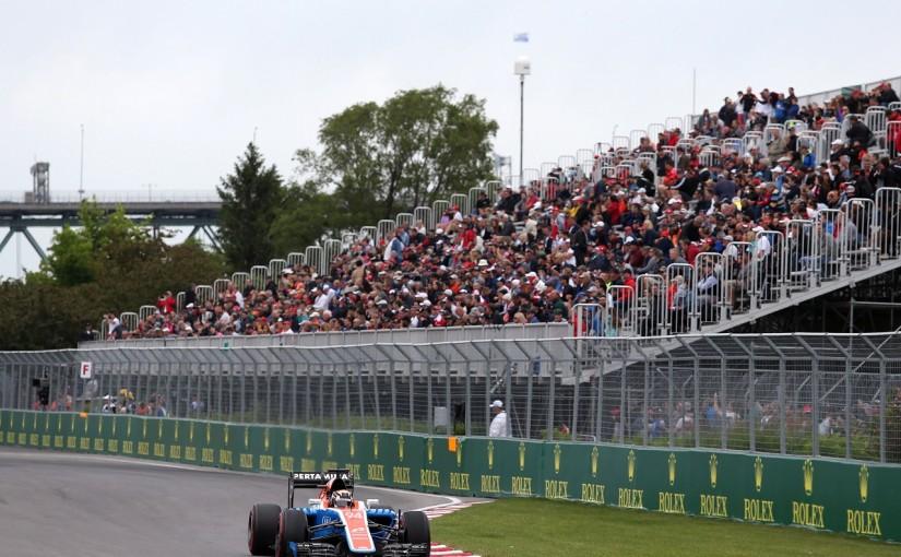 F1 | 「ザウバーに勝ち、Q2まであと一歩だった」:マノー カナダ土曜