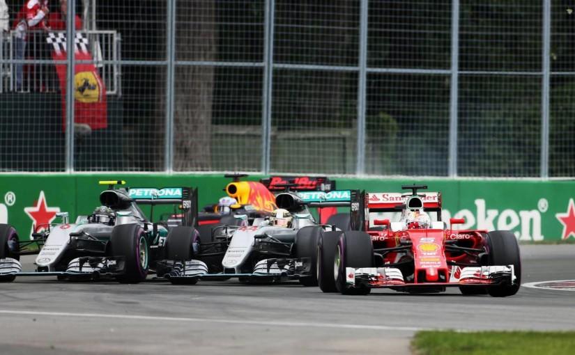 F1 | 動画:ベッテルが好スタートでトップに、F1カナダGP 予選&決勝ハイライト