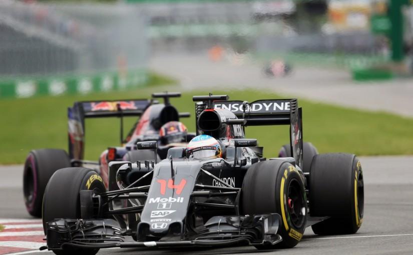 F1 | アロンソ「戦略は正しい。速さがなく入賞に届かなかった」:マクラーレン・ホンダ カナダ日曜