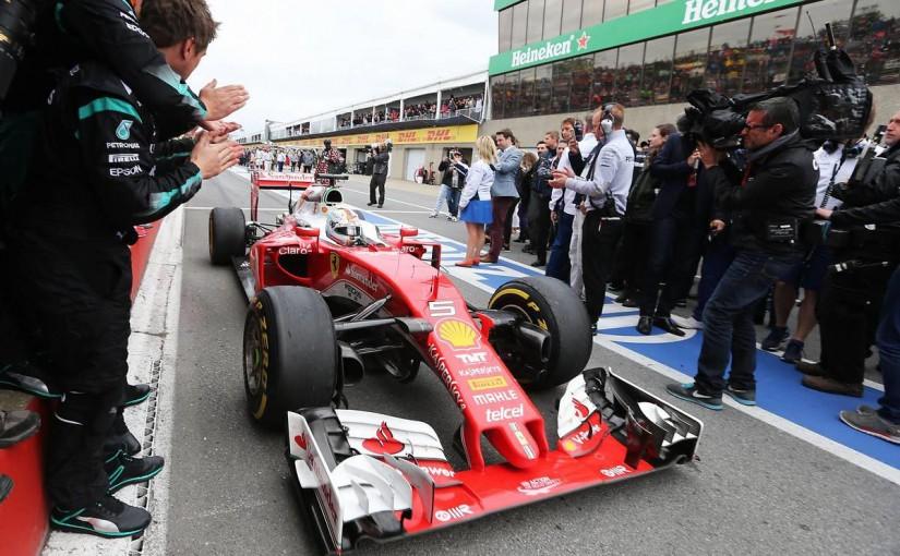 F1 | ベッテル「勝てたのかもしれない。でもチームの戦略を批判する気はない」:フェラーリ カナダ日曜