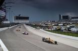 海外レース他 | インディカー第9戦テキサスは、2日続けて雨で中止に。レースは8月27日に再開催
