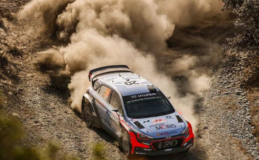 ラリー/WRC   【順位結果】WRC第6戦イタリア 暫定総合結果