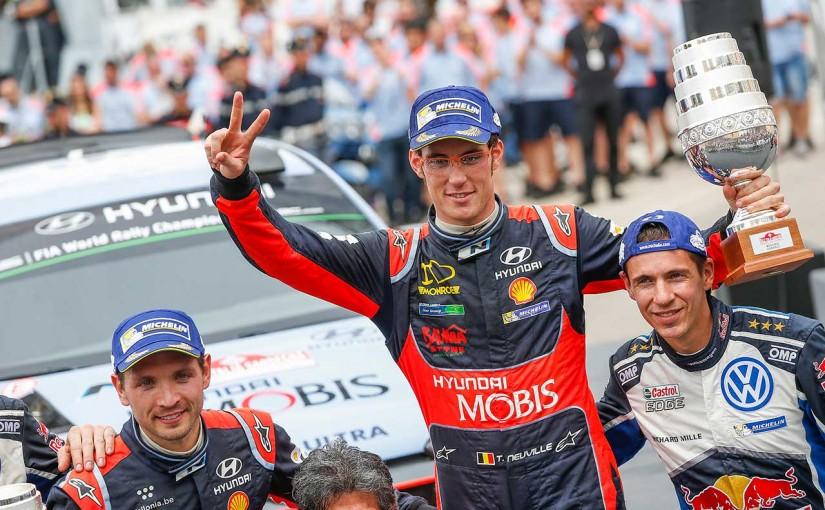 ラリー/WRC   WRCイタリア:ヌービルが逃げ切り、22カ月ぶり2度目の総合優勝