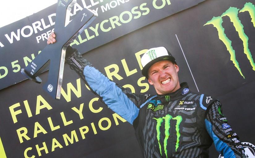 ラリー/WRC | 世界ラリークロス第5戦:地元ノルウェイでバッケルドが躍動
