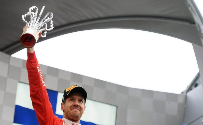 F1   F1カナダGP 決勝トップ10ドライバーコメント