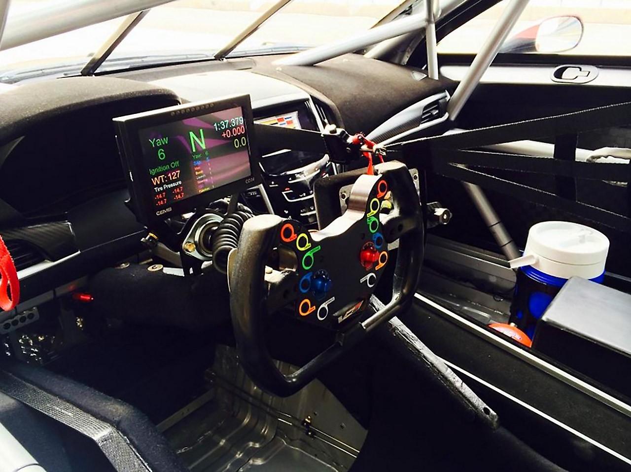アメリカが誇る最新GT3モデル『キャデラックATS-V.R. GT3』 – AUTOSPORT web