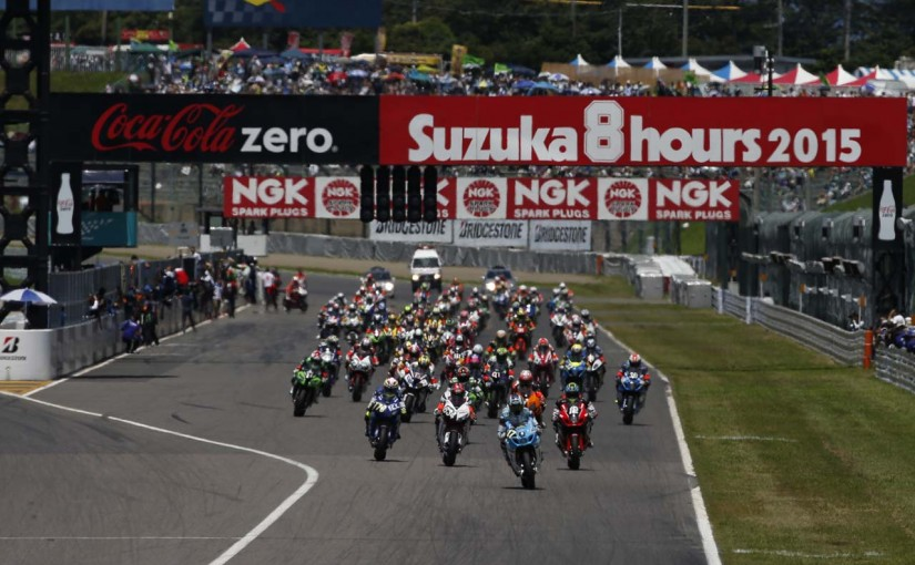 MotoGP   真夏の祭典鈴鹿8耐! 出場枠を勝ち取った70チームが発表