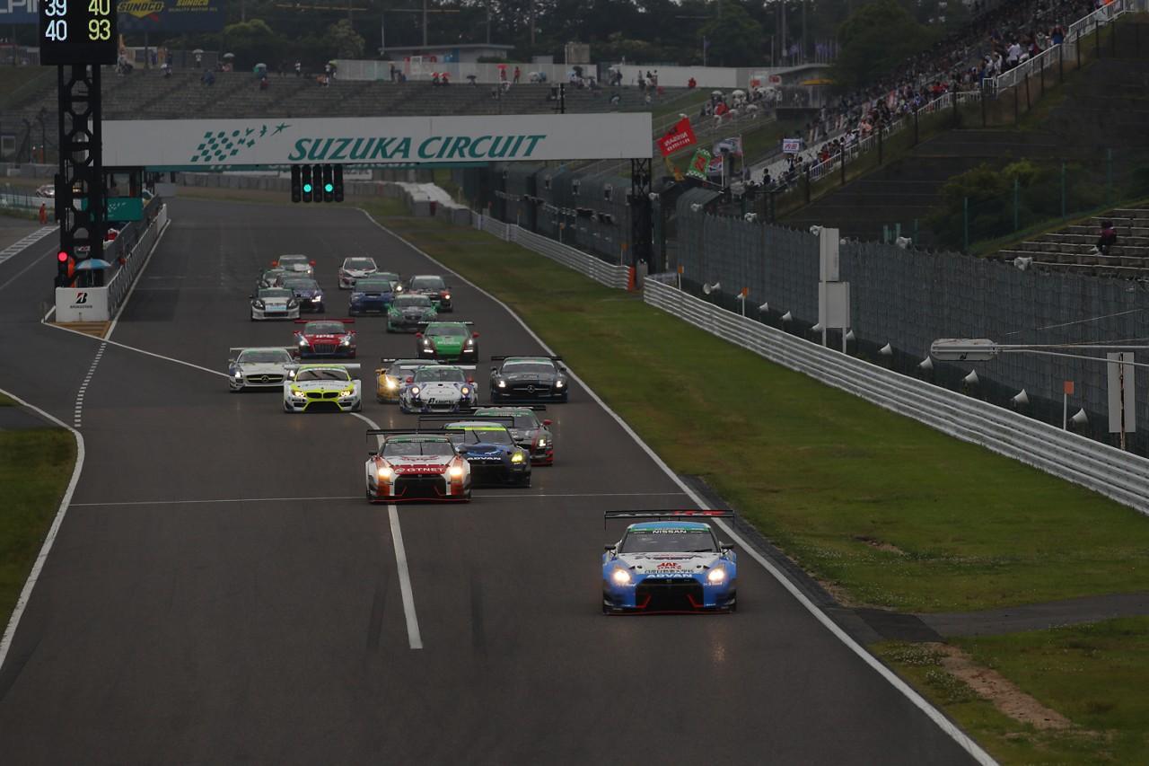 スーパー耐久シリーズ第3戦鈴鹿