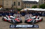 ル・マン/WEC | TOYOTA GAZOO Racing、ル・マン24時間応援番組をLINE LIVEで配信