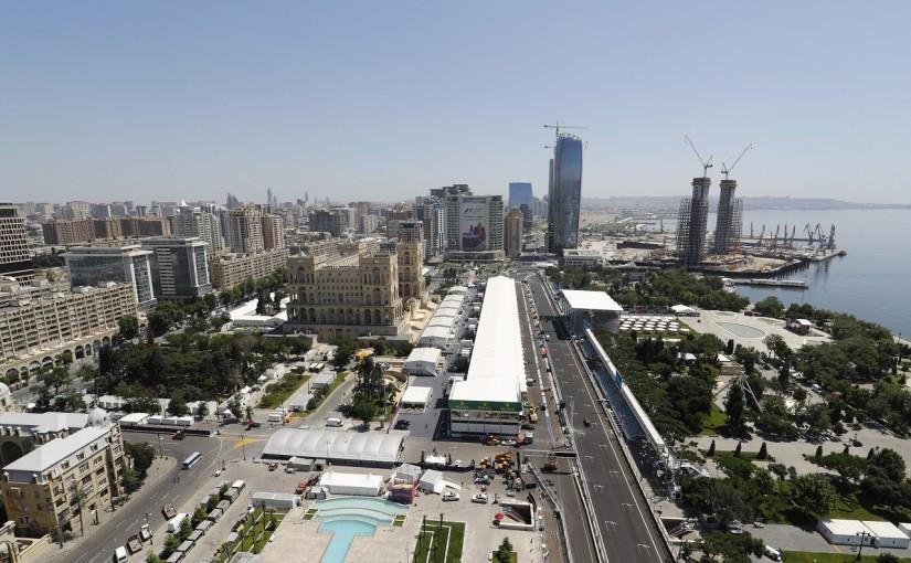 F1 | 大事故の可能性が指摘、新バクーの特異なピットエントリー