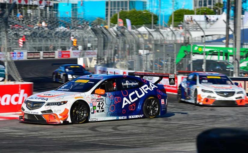 ル・マン/WEC | SCCA:北米でGT3を相手に戦う高級サルーン『アキュラTLX-GT』