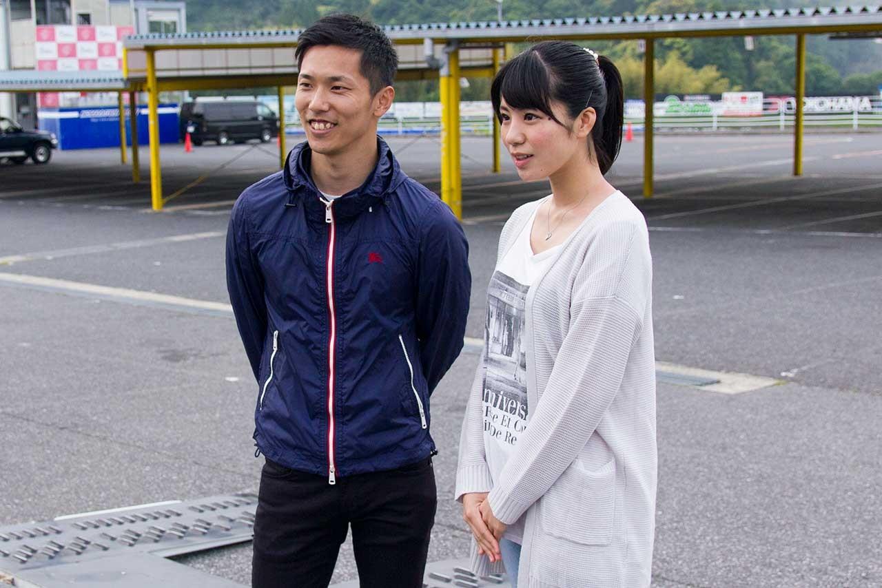 """F1女子""の梅本まどか、『DIREZZA CHALLENGE』に参戦"