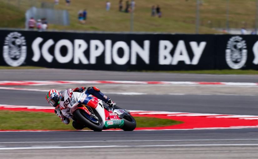 MotoGP | 第8戦リビエラ・ディ・リミニ初日:ニッキー・ヘイデンが総合トップ
