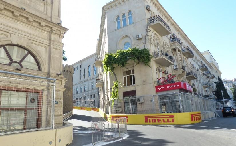 F1 | GP topic:安心してください、旧市街地の石畳はアスファルトの下にあります