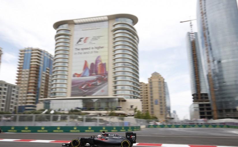 "F1   マクラーレン「アロンソにトラブルも""普通でない週末""への準備に支障なし」/ヨーロッパGP金曜"