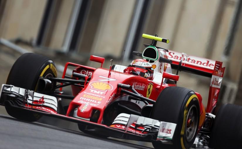 F1 | ライコネン「タイヤがうまく機能せず、トラブルも」:フェラーリ ヨーロッパ金曜