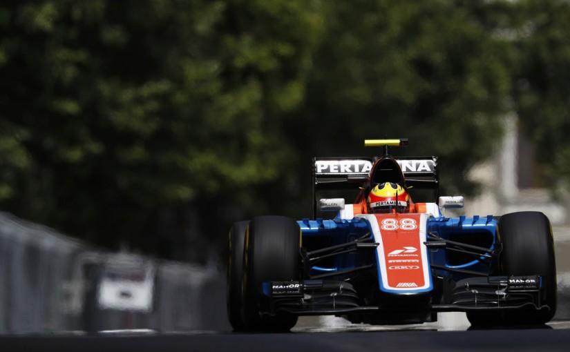 F1 | マノー「ルノーとザウバーに勝てたのはいい兆候」:マノー ヨーロッパ金曜