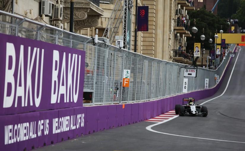 F1 | ペレス「期待は裏切られなかった。素晴らしいコース」:Fインディア ヨーロッパ金曜