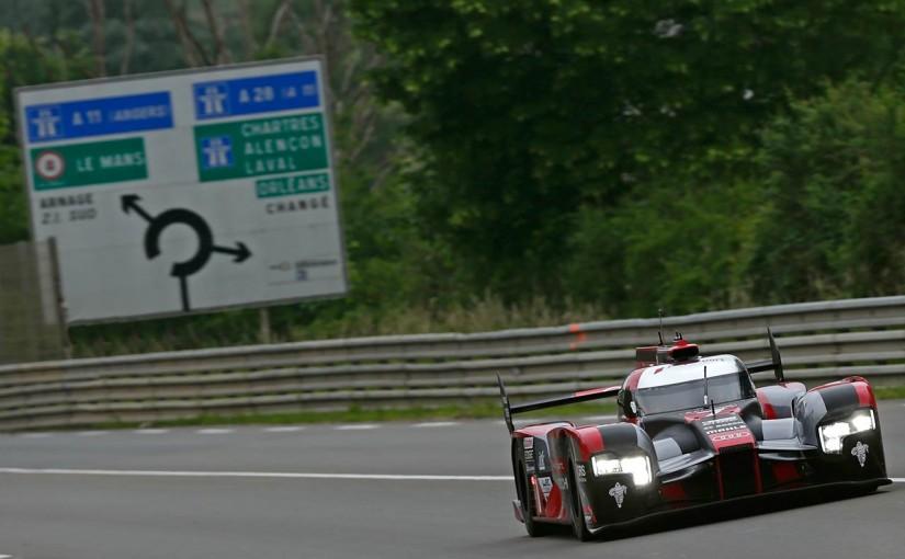 ル・マン/WEC   【順位結果】ル・マン24時間耐久レース ウォームアップ結果