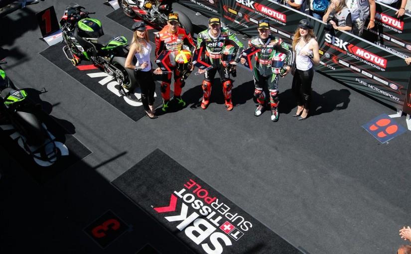 MotoGP | SBK第8戦リビエラ・ディ・リミニ予選、トム・サイクスがポールポジションを獲得