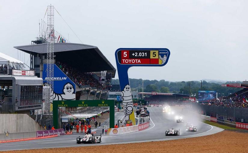 ル・マン/WEC | ル・マン:スタート直前の降雨によりレースはSC先導で幕開け