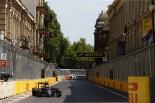 F1   バトン「ケン・ブロックばりのスピンターンでタイヤを傷めた」:マクラーレン・ホンダ ヨーロッパ土曜